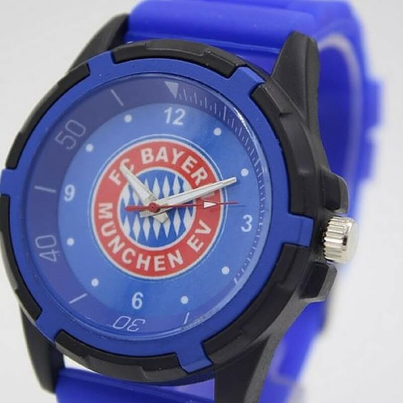 Reloj: Barcelona Real Madrid Juventus Manchester United,etc