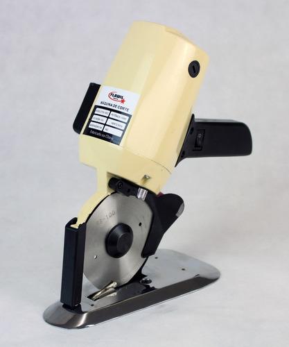 Máquina De Cortar Tecido Disco 4 Polegadas 100w Flawil Full