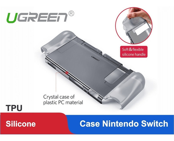 50893 Ugreen - Case Bag Nintendo Switch Tpu + Silicone