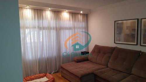 Imagem 1 de 30 de Sobrado Com 3 Dormitórios À Venda, 168 M² Por R$ 750.000,00 - Jardim Vila Galvão - Guarulhos/sp - So0211