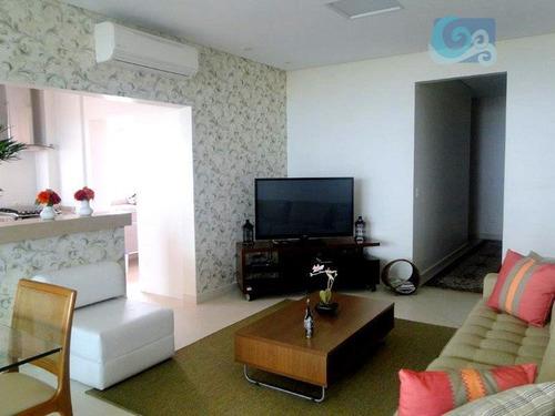 Imagem 1 de 30 de Apartamento À Venda, Praia Da Enseada, Guarujá. - Ap4247