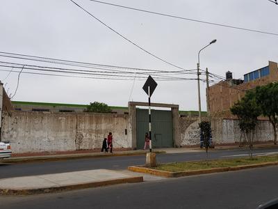 Terrero En Avenida Transitada