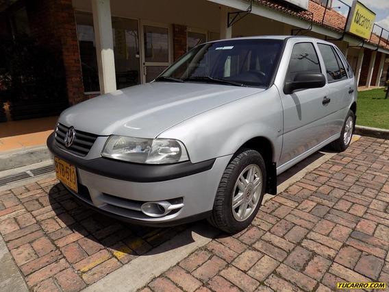 Volkswagen Gol Plus 1.0cc Mt Aa