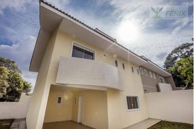 Sobrado Com 3 Dormitórios Para Alugar, 191 M² Por R$ 2.800/mês - Hugo Lange - Curitiba/pr - So0060
