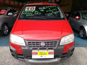 Fiat Idea 1.8 8v Adventure Locker Flex Completa Linda 2010