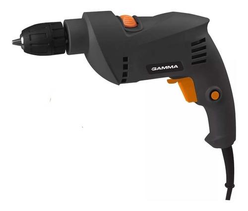 Taladro Percutor Y Reversa Gamma 10mm 650w Hg001 Moron Ppi
