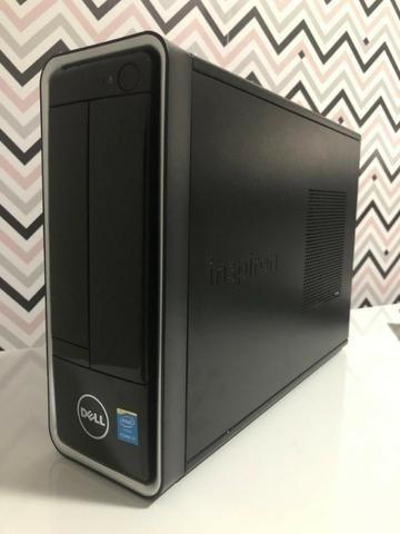 Dell Inspiron 3647 I3 Win7 Pro 4gb Ram 500gb Hd