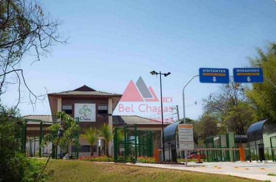 Terreno Residencial À Venda, Condomínio Chácara Ondina, Sorocaba. - Te0098