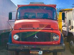 Caminhão Mercedes Benz Mb 2213 Caçamba Raridade