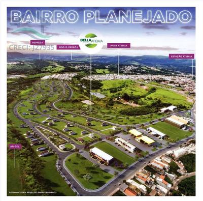 Terreno, Jardim Imperial, Atibaia - R$ 89 Mil, Cod: 2041 - V2041