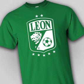 Camiseta León Esmeraldas Estampada