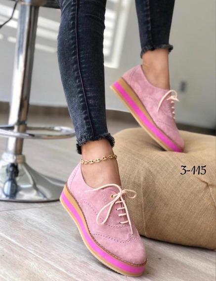 Zapato Casual Dama Moda Colombiana