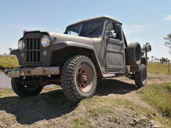 Willys Overland 4x4