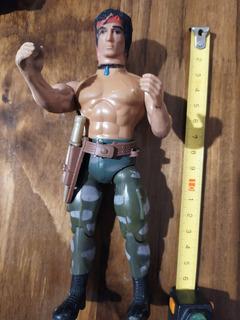 Muñeco De Rambo Lote De Tres