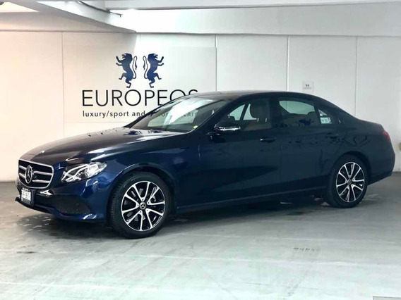 Mercedes-benz Clase E 2.0 250 Cgi Avantgarde At 2018
