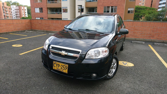 Chevrolet Aveo Emotion Mt 1.6 Aa Full Equipo