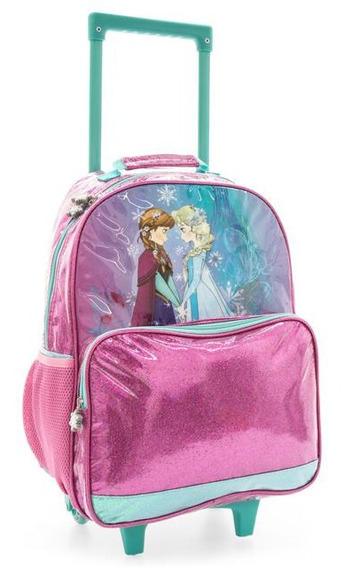 Mochila Disney Frozen Con Ruedas