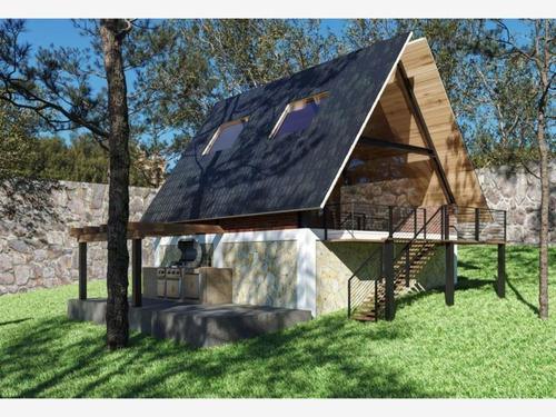 Imagen 1 de 12 de Casa Sola En Venta Cabaña En Zona Boscosa, Dentro De Fracc Privado. Real Del Monte