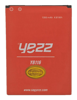 Bateria Pila Yezz Andy 3.5e 3.5 Yb116