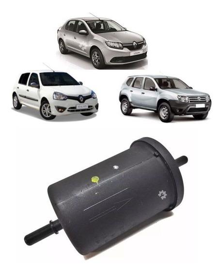 Filtro Combustivel Original Sandero Logan Clio Duster Scenic