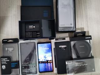 Samsung Galaxy Note 9 128 Gb + Accesorios