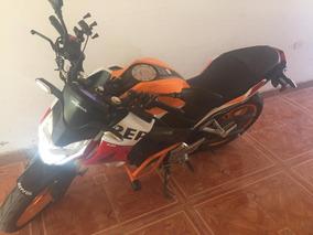 Moto Honda Cb190r Repsol