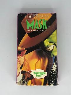Película Vhs The Mask