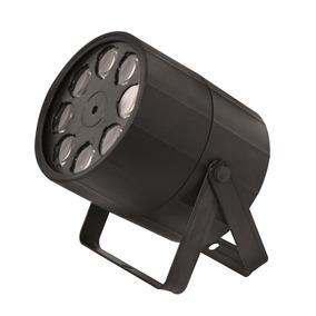 Projetor De Luz 8 Leds 5w Rgbw - Orbiter Led - Pls