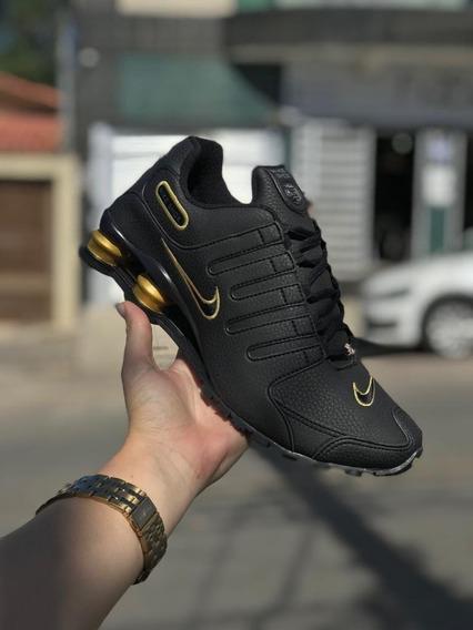 Tênis Nike Sxhox Nz 4 Molas Frete Grátis Na Caixa Masculino