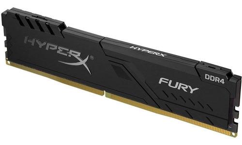 Memória Kingston Hyperx Fury 8gb 3200mhz Ddr4 Cl16