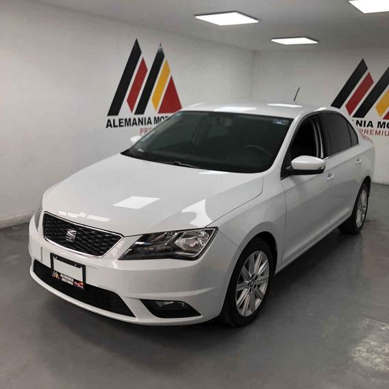 Seat Toledo 2018 4p Style L4/1.4/t Aut