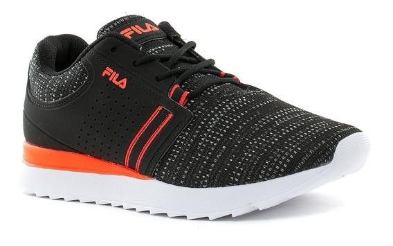 Zapatillas Fila Efect Para Hombre - Color Gris