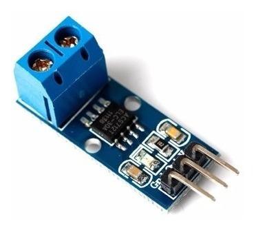 Sensor De Corrente Acs712 30a Arduino - 0031