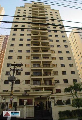 Imagem 1 de 22 de Apartamento Com 3 Dormitórios À Venda, 97 M² Por R$ 710.000,00 - Tatuapé - São Paulo/sp - Ap6565