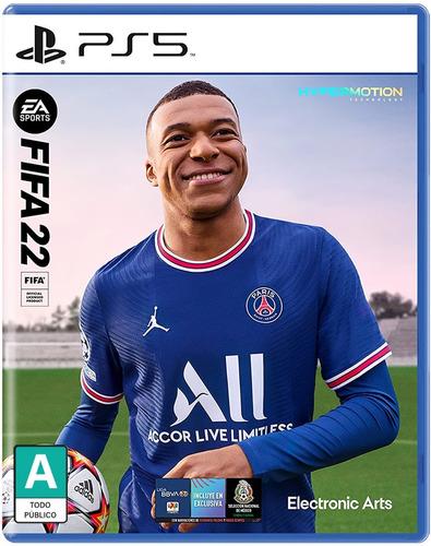 Imagen 1 de 6 de Fifa 22 - Playstation 5 Nuevo