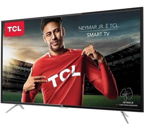 Tv Tcl 49 Polegadas, Fullhd, Entrada Hdmi E Usb.