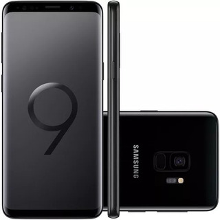 Samsung Galaxy S9 G9600/ds 128gb Tela 5.8 Preto Vitrine