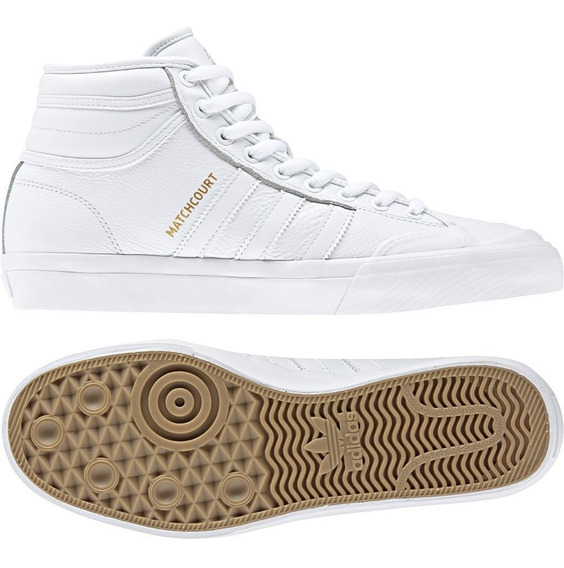 Zapatillas adidas Matchcourt High Rx2 Urbanas