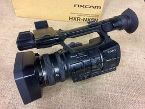 Filmadora Sony Nx5n