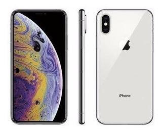 iPhone Xs 256 Gb Prateado Garantia Até Dez 2019