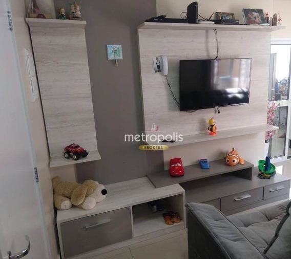 Penthouse À Venda, 86 M² Por R$ 600.000,00 - Olímpico - São Caetano Do Sul/sp - Ph0010