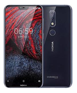 Celular Nokia X6.1 Plus Android 10.0 6gb Ram 64gb Rom Octaco
