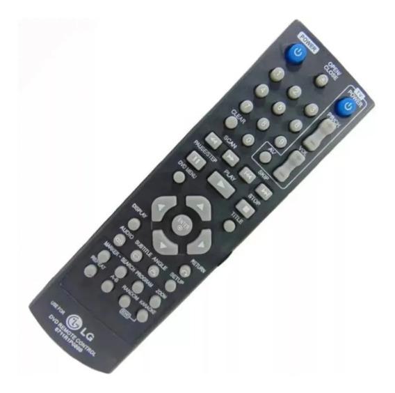 Control Remoto Blu-ray LG Bd-550, Bd-630, Bd-125, Bd-330