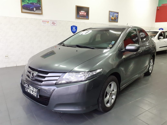 Honda City Lx Automatico - 2010