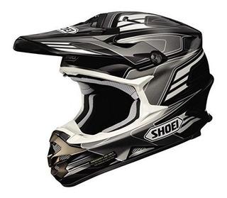 Negro / Blanco Sz Xxl Shoei Vfx-w Werx Casco Motocross Casco