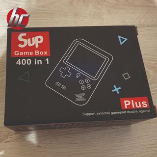 Mini Consola Portatil Sup Game Box 400 Juegos (nuevo)