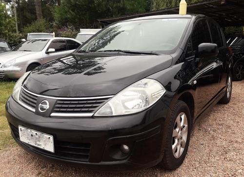 Nissan Tiida Extrafull Con Techo, 6ta.