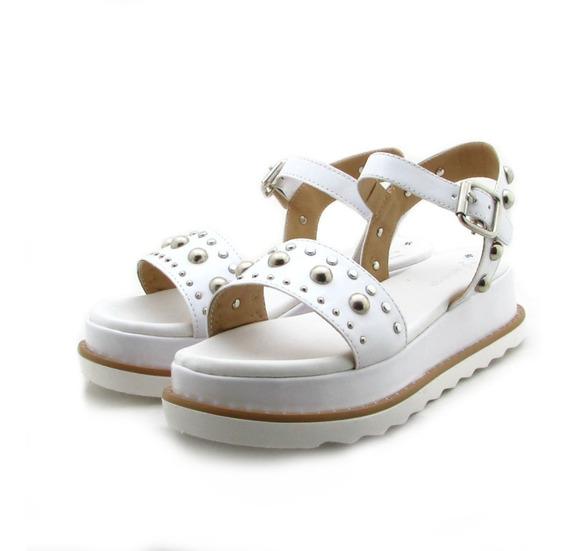 Sandalias Mujer Zapatos Tachas Moda Verano 2019 Art LG-187