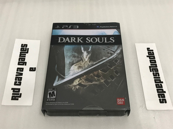 Dark Souls Limited Edition Ps3