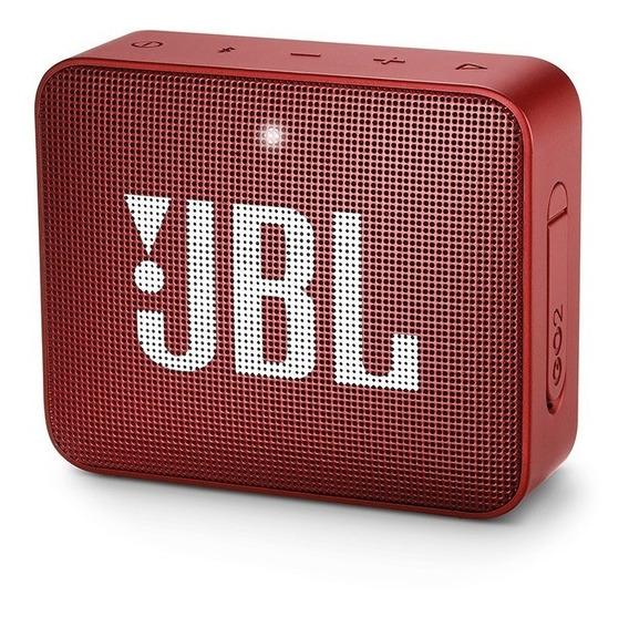Caixa De Som Jbl Go2 Bluetooth A Prova D